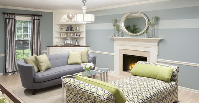 Interior Painting in Burlington