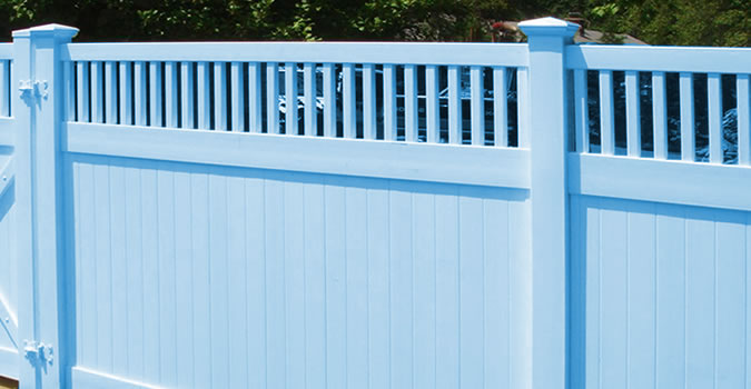 Painting on fences decks exterior painting in general Burlington